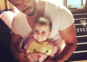 Victor Slav: Nasterea fetitei mele a fost cel mai fericit moment