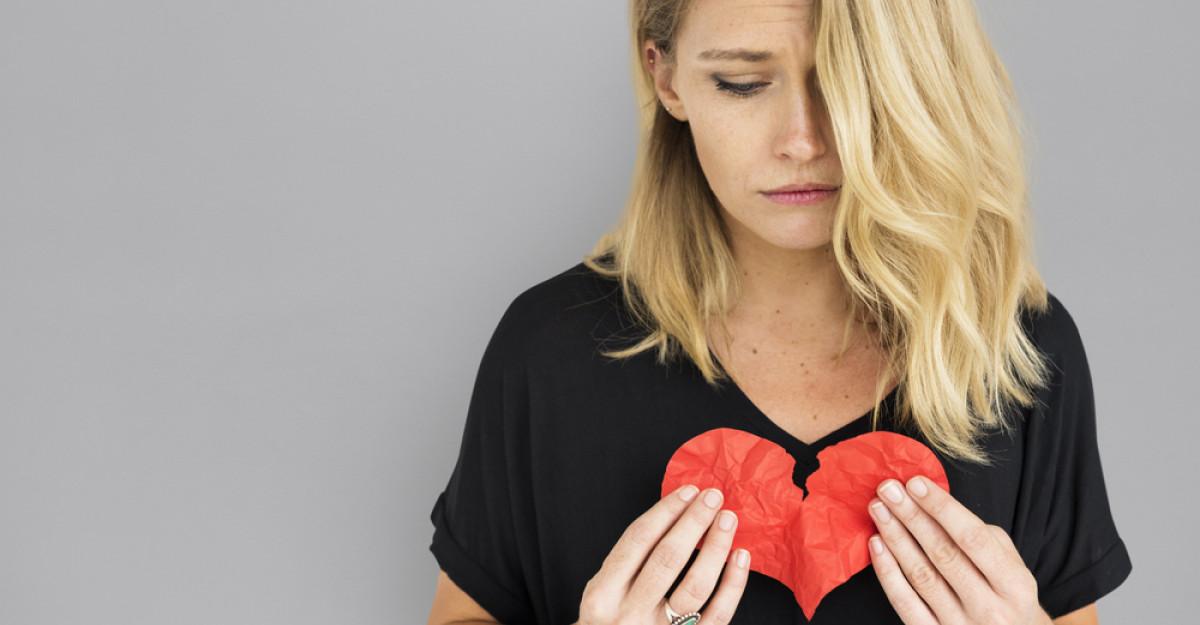 Când simțim iubirea într-un mod dăunător: tipologia celor dependenți de iubire