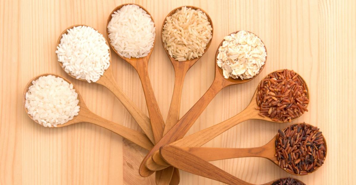 Cele mai sanatoase tipuri de orez. Sunt cel putin 4!