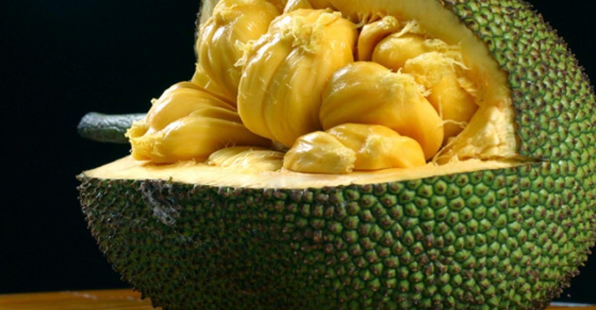 Jaca sau fructul Jack - proprietati terapeutice miraculoase