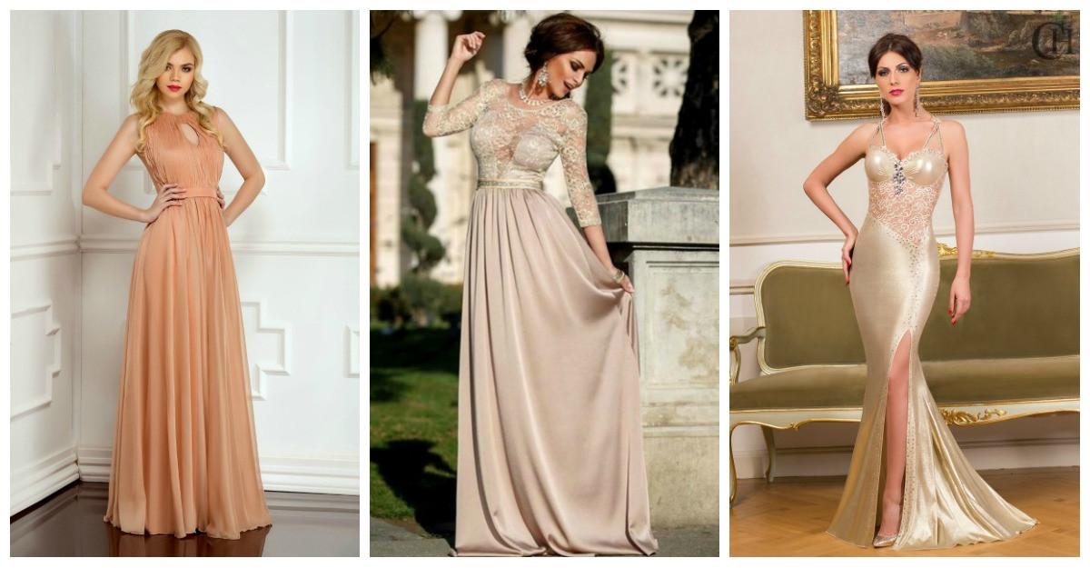 Tonuri nude: Alege rochia care ti se potriveste!