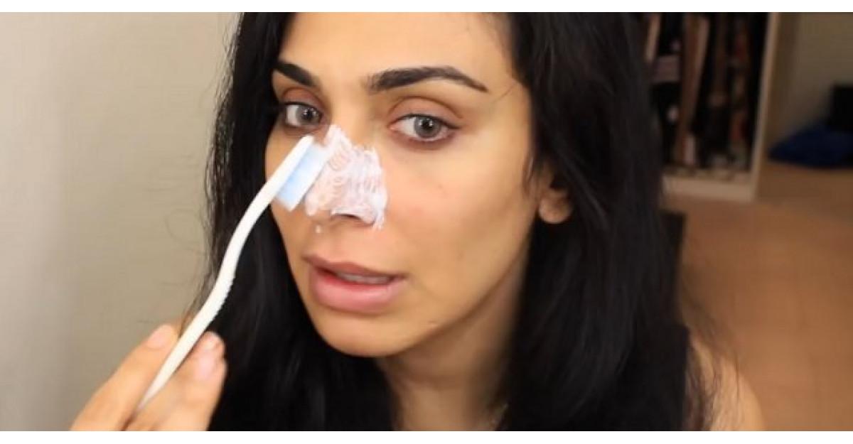 Video: Singurul tratament HOMEMADE care te scapa de punctele negre