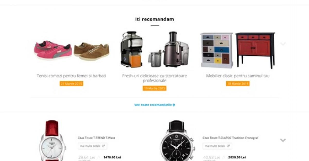 Noul CashOUT - aliatul de nadejde pentru cumparaturile online