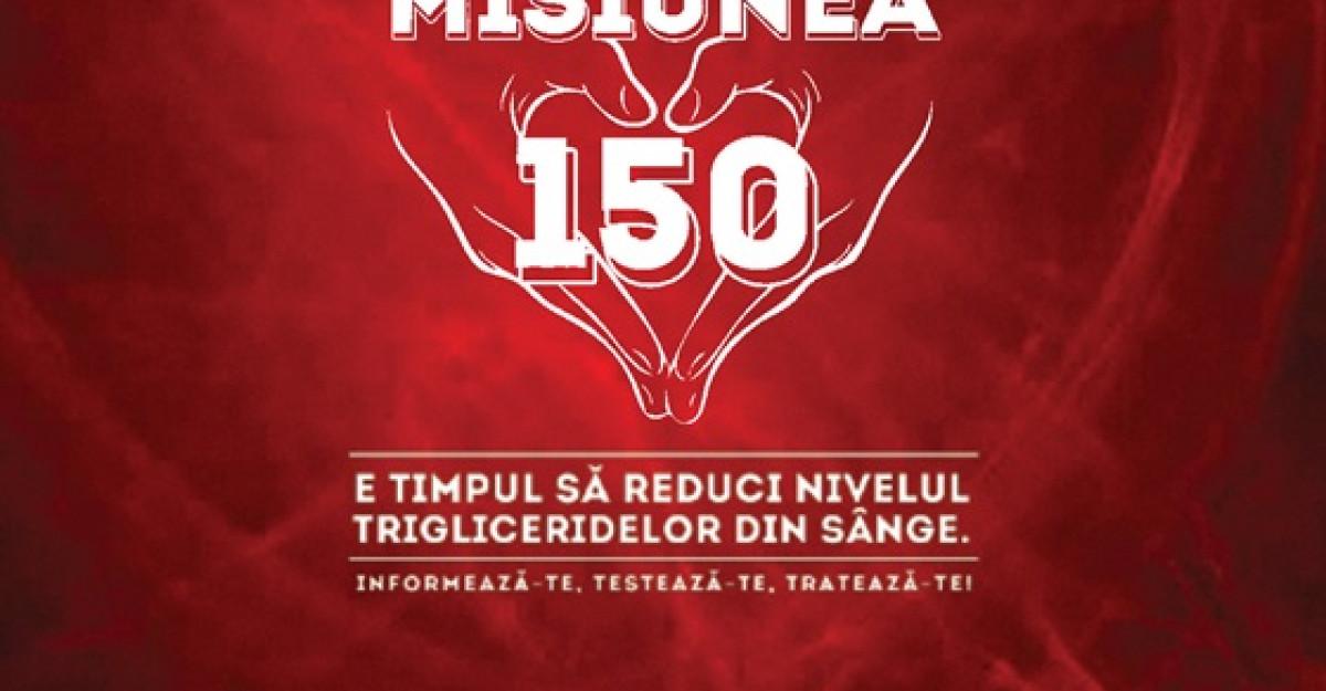 MISIUNEA 150: Informeaza-te, testeaza-te, trateaza-te!