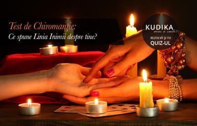 Test de Chiromantie: Ce spune Linia Inimii despre tine?