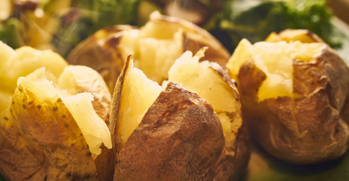 Banalul cartof revine în topul legumelor minune