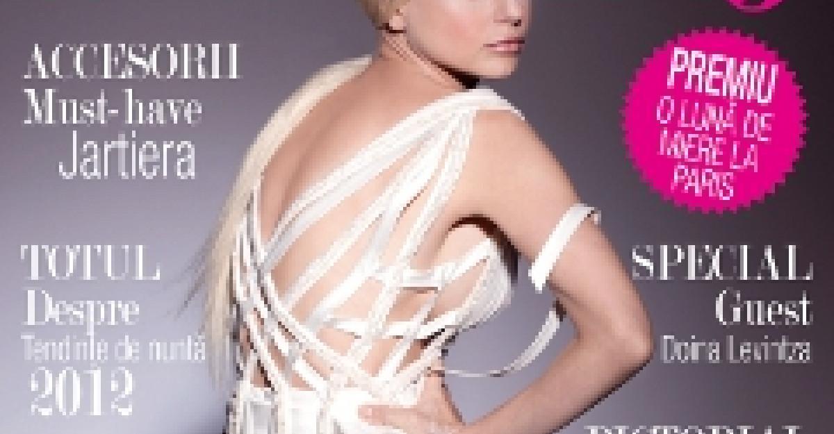Jojo, imbracata intr-o rochie de mireasa accesorizata cu 7000 de perle