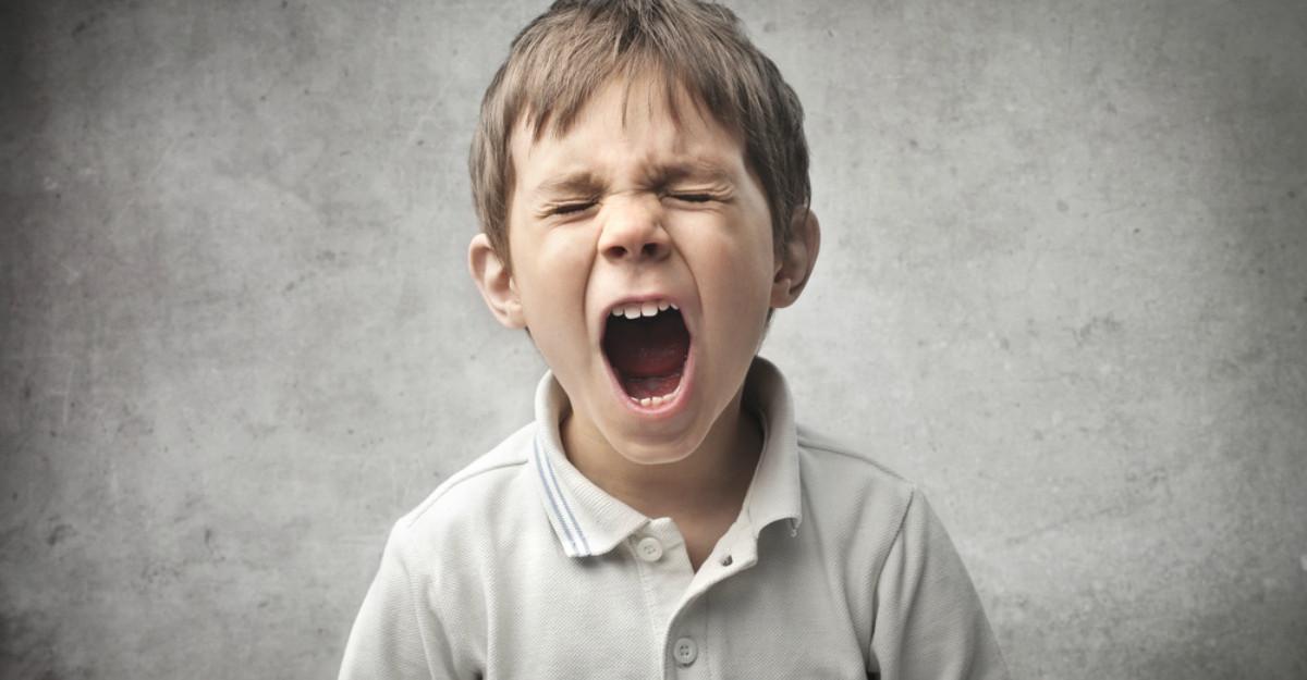 Cea mai buna poveste despre cum sa reactionezi in fata unui copil rasfatat