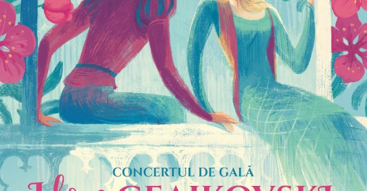 """Concert de Gală """"I LOVE CEAIKOVSKI"""""""