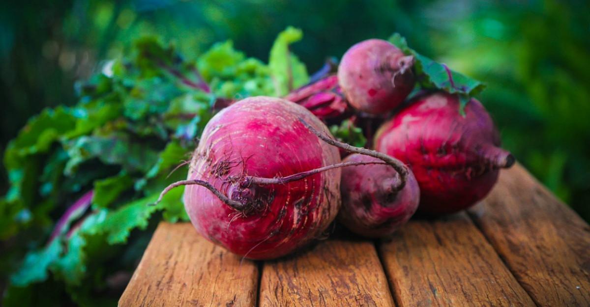 Include sfecla rosie in alimentatie. Are beneficii pentru sanatate