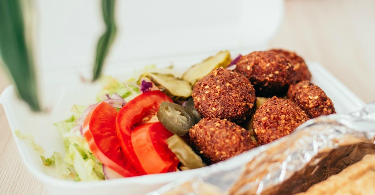 Savoarea light a Orientului - delicii libaneze pentru vegetarieni