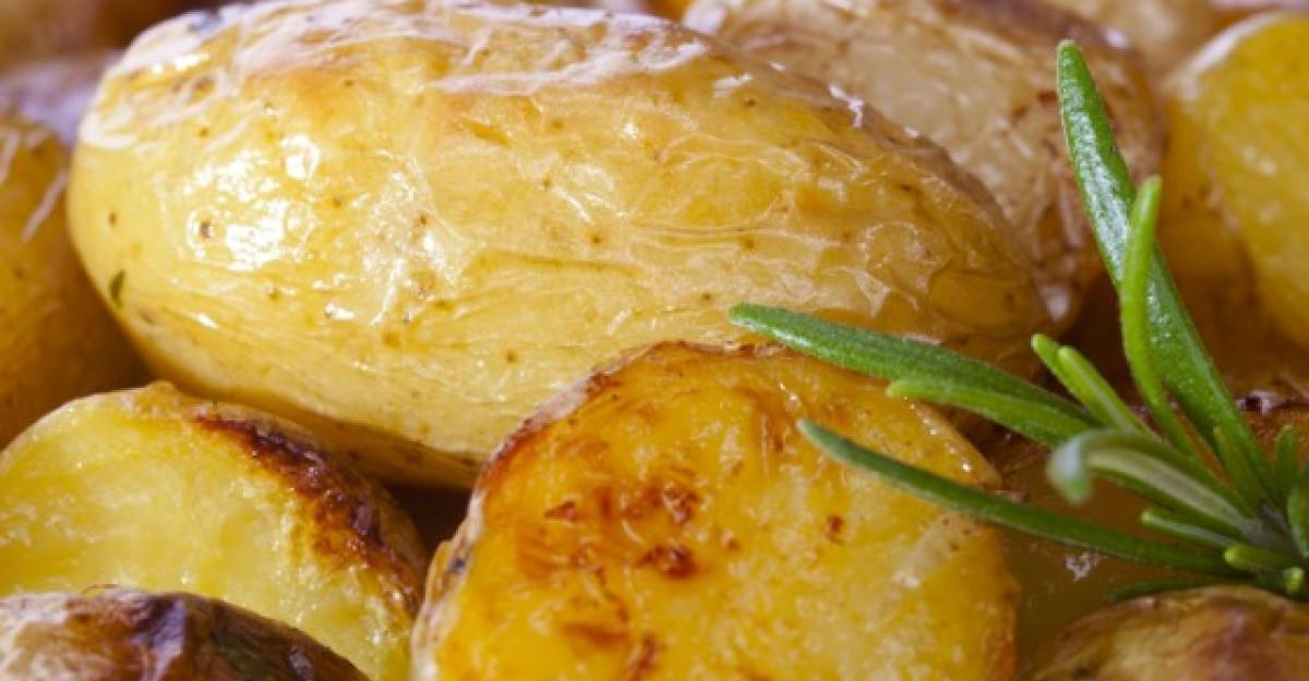 Cartofii noi - beneficii EXTRAORDINARE pentru sanatate