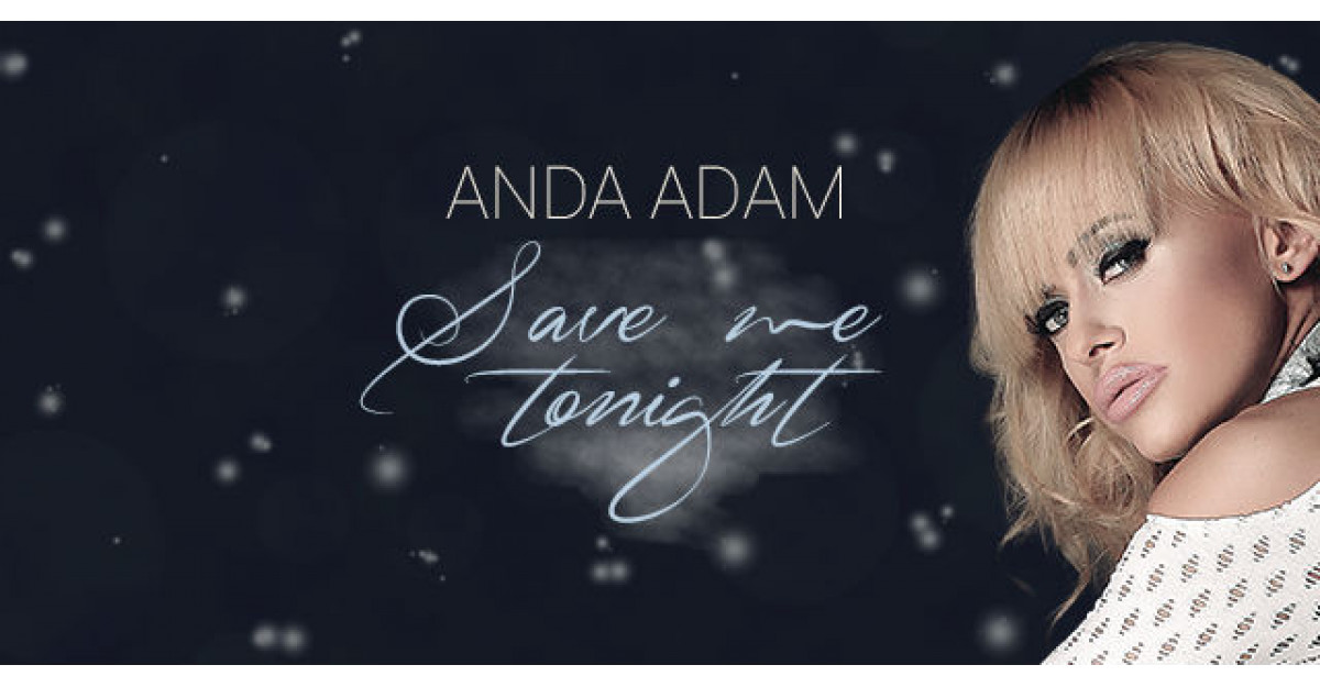 Video: Anda Adam, primul videoclip in care nu este dezbracata