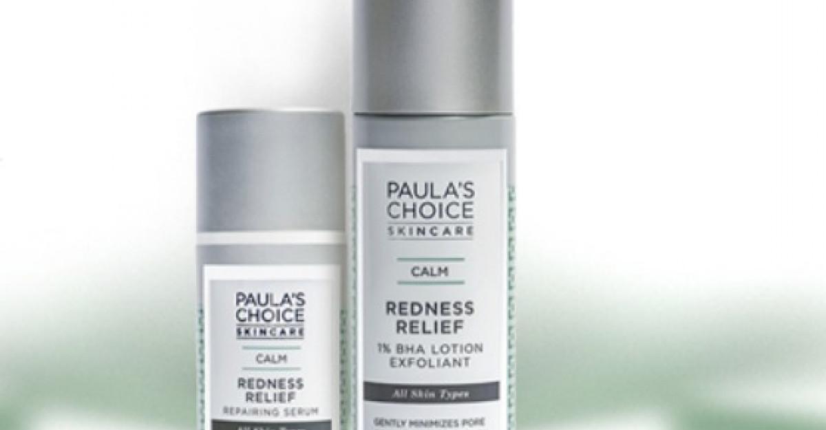 Special pentru tenul sensibil: Noua gama Calm - Calmeaza iritatia si roseata pielii