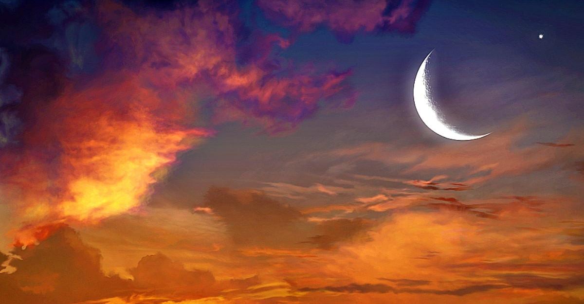 Efectele intense ale Lunii Noi de pe 3 iunie. Universul are treaba cu noi