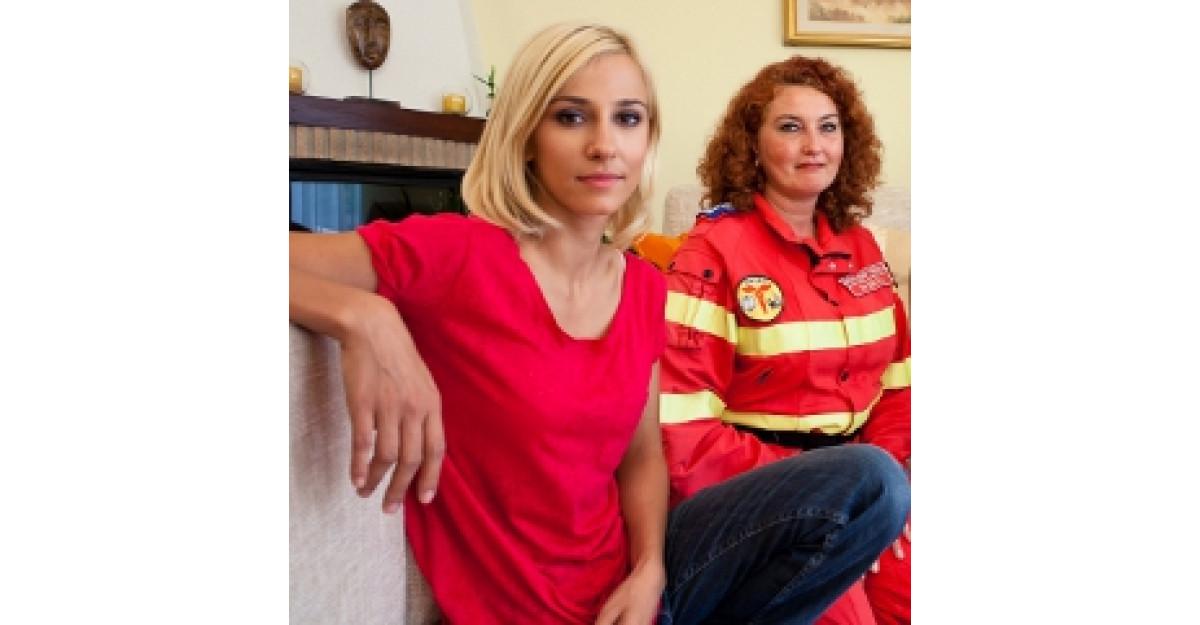 Dana Rogoz si Dragos Bucurenci lanseaza programul