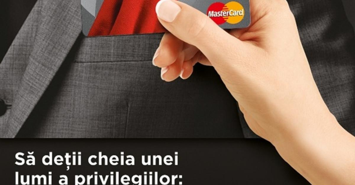 O lume a privilegiilor cu cardul Premium MasterCard - experiente de nepretuit in orice moment