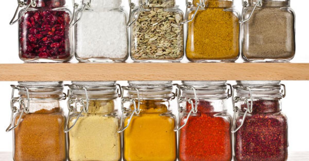 5 Alimente sub forma de PUDRA pe care sa le ai in casa
