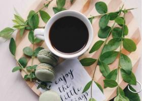Citate despre cafea: Cafeaua miroase a Rai proaspat macinat