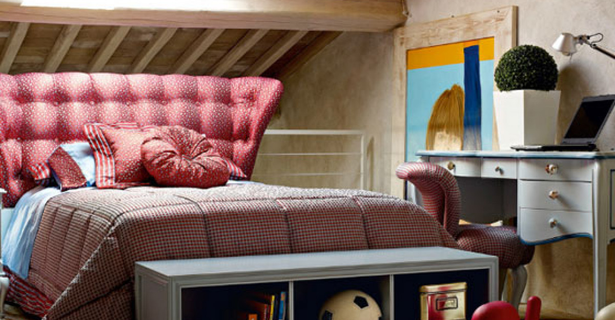 Piese de mobilier pentru camera de adolescenti