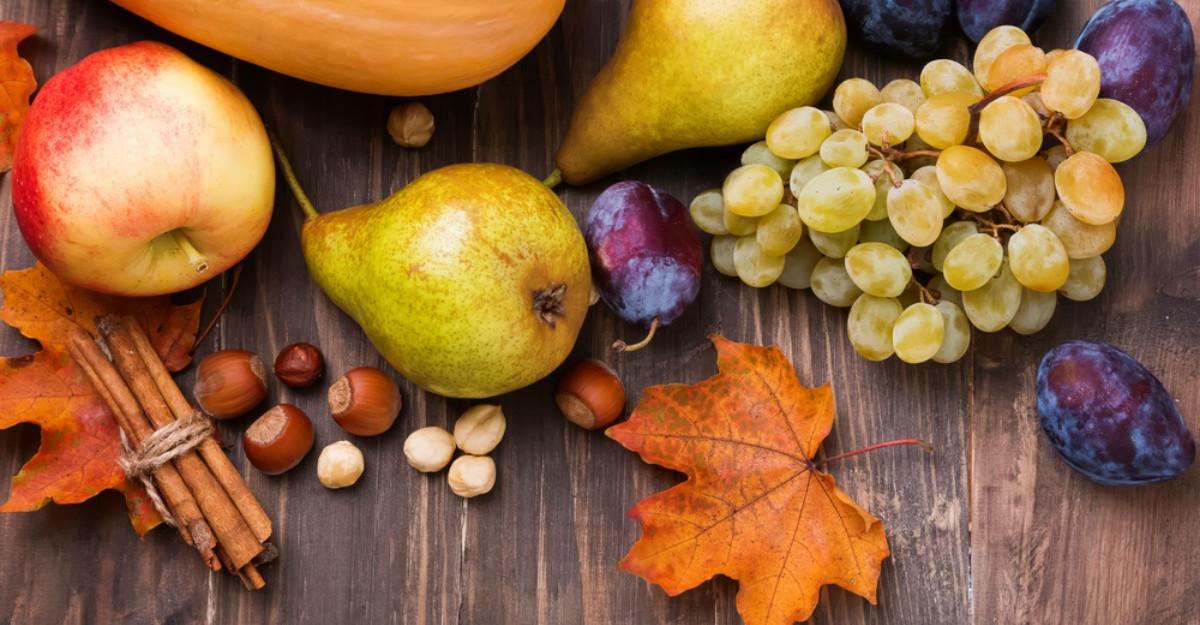 Fructe de toamnă care îţi întăresc imunitatea