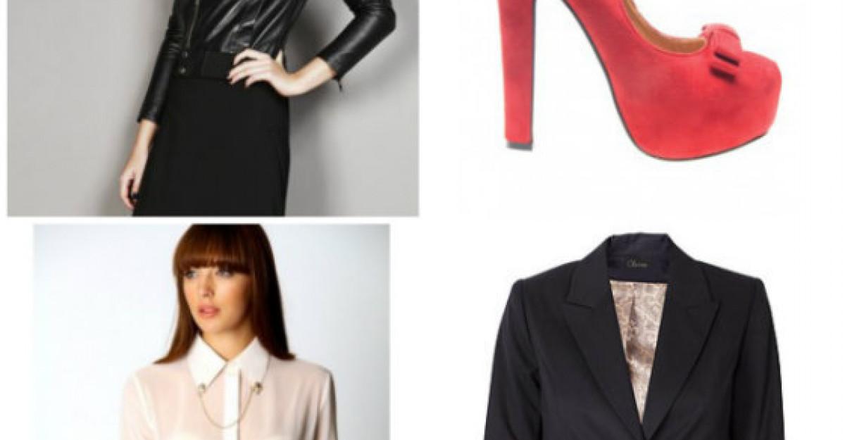 15 piese esentiale pentru garderoba ta