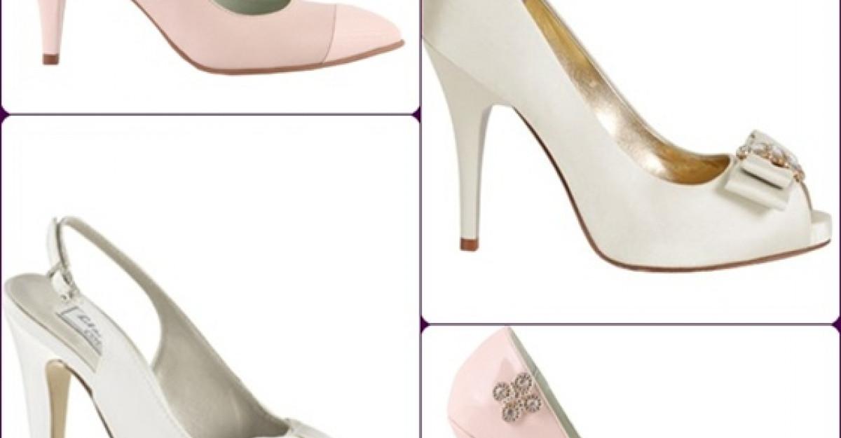 Pantofi de mireasa pentru 2014
