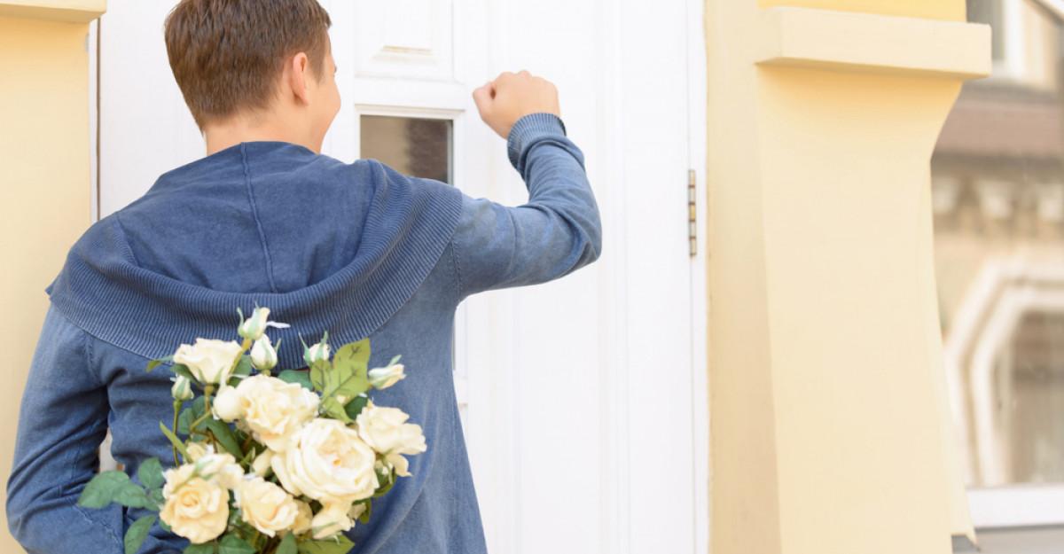 Iubirea bate la ușă când încetezi să mai ai nevoie de ea