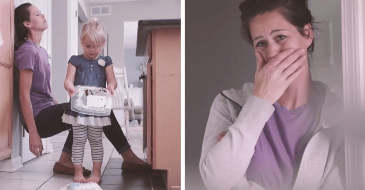 Cum arata aceeasi zi din perspectiva mamei si a copilului?