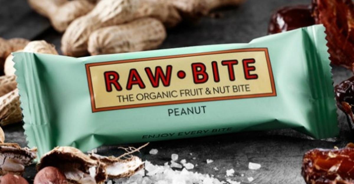 RawBite lanseaza in Romania o noua aroma: RawBite Peanut