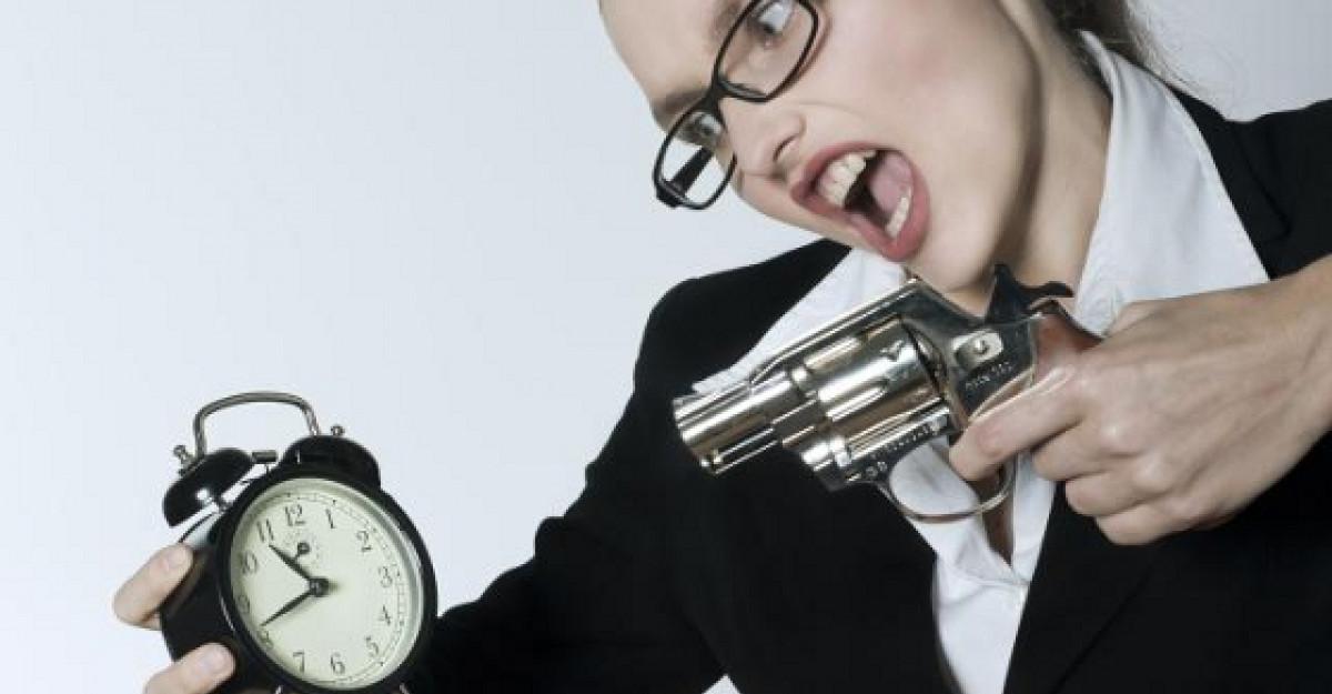 Esti stresat la locul de munca? Afla ce ti se poate intampla