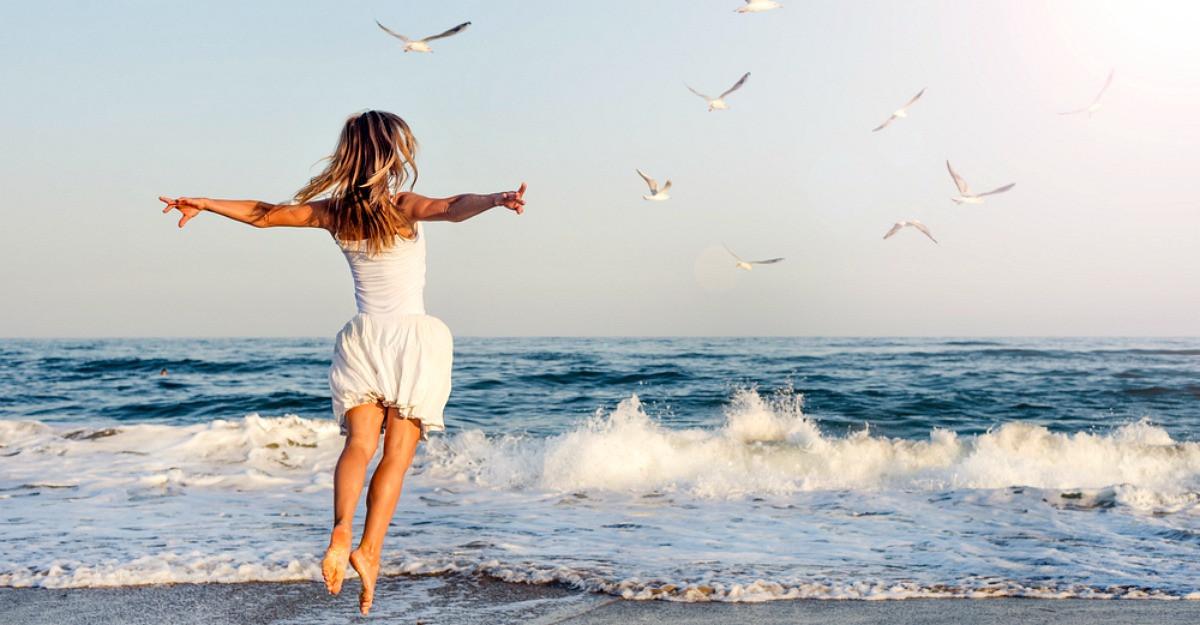 5 pași pentru a fi în armonie cu tine însăți