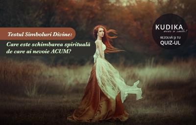 Testul Simboluri Divine: Care este schimbarea spirituala de care ai nevoie ACUM?