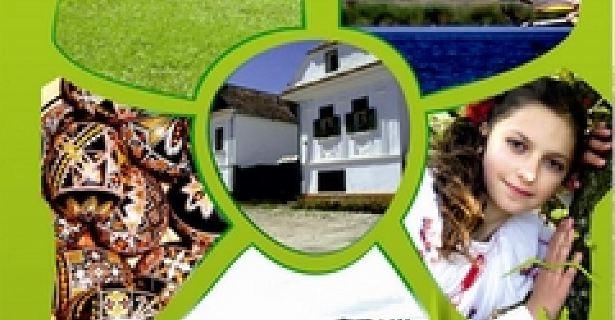 Primul Ghid oficial dedicat satelor romanesti