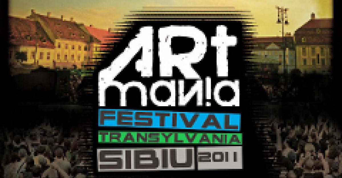 Mai multe concerte la ARTmania Festival Sibiu 2011