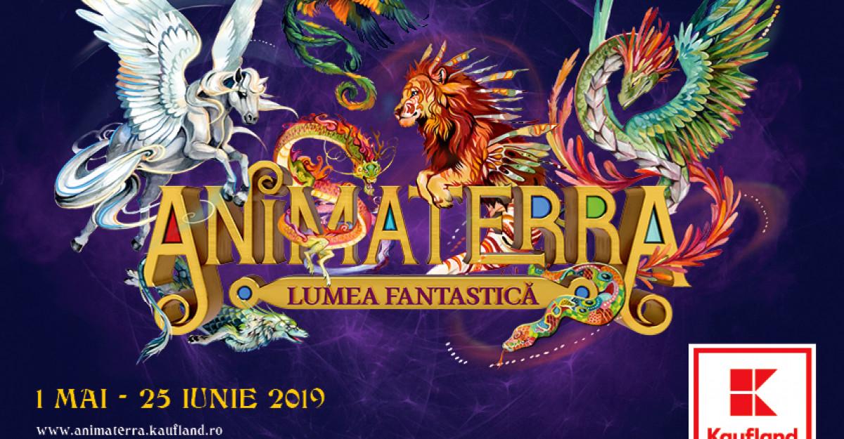 Kaufland România lansează Animaterra -Lumea Fantastică, o campanie tip colecție despre creaturi mitologice