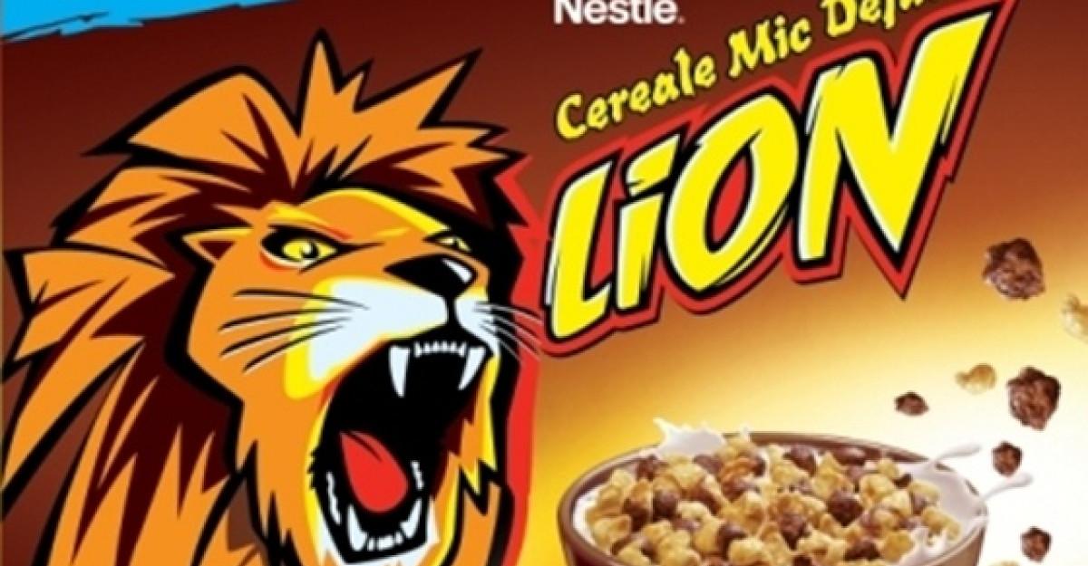 Noile cereale Nestle Lion - micul dejun trebuie respectat!
