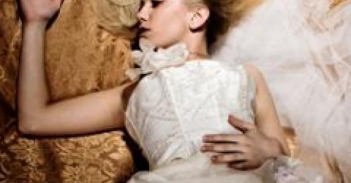Foto: Cea mai controversata rochie de mireasa din toate timpurile