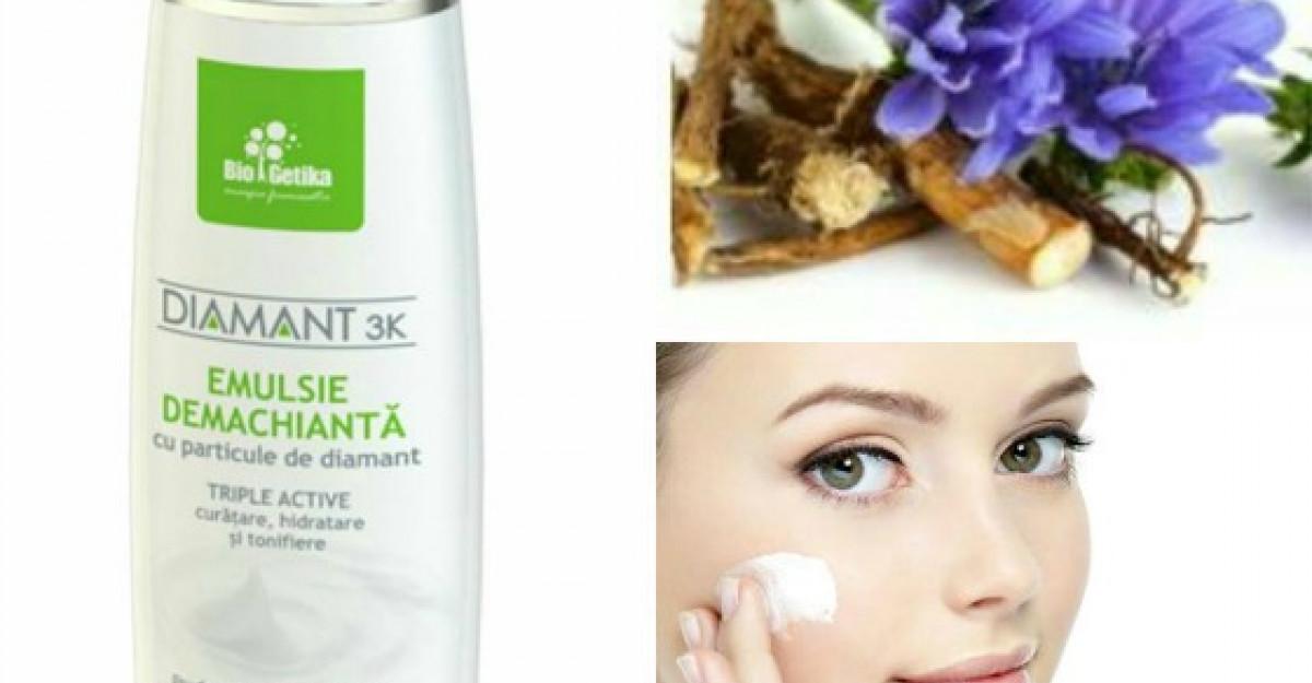 Bio Getika, prima companie romaneasca ce produce o gama completa de cosmetice cu particule de diamant