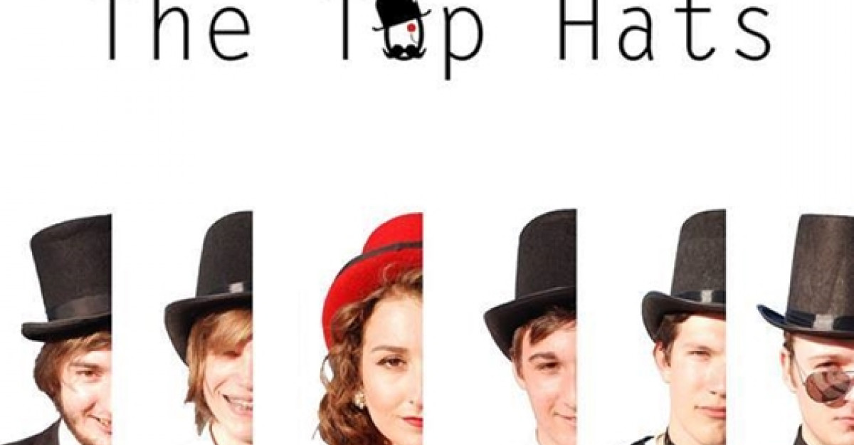Concert Sweet Paprika & The Top Hats
