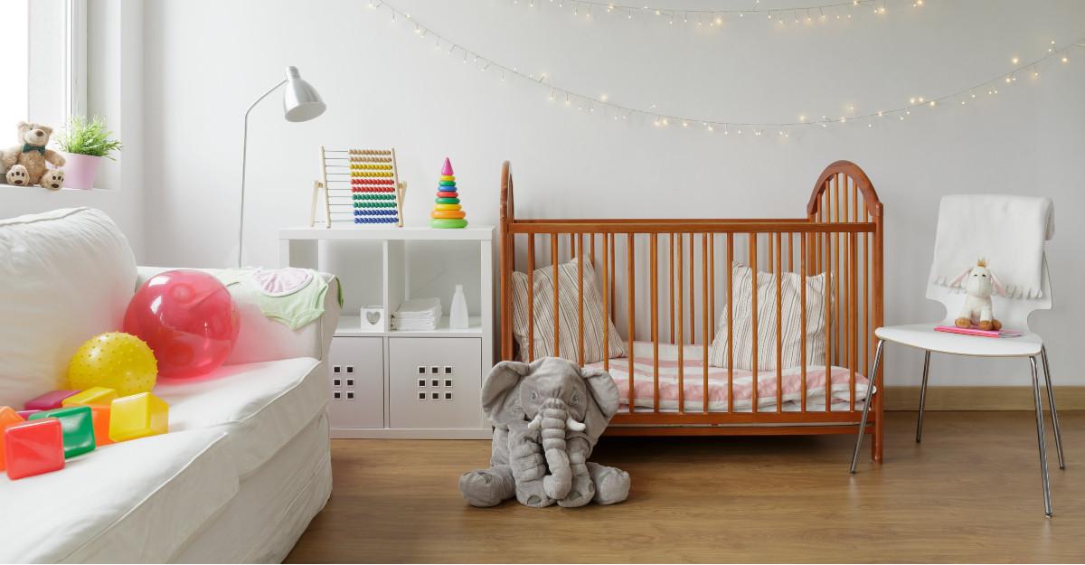 Camera bebelușului: seturi de lenjerie pentru pătuț