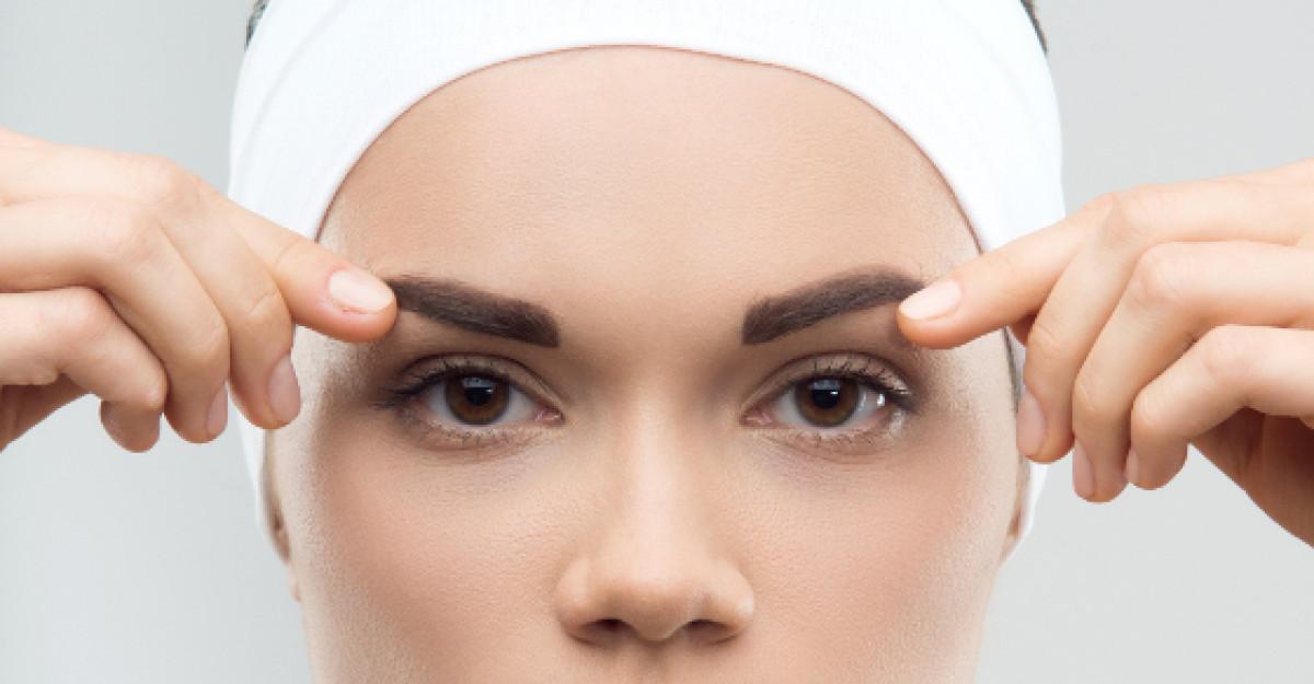 Mici trucuri ale chirurgiei estetice pentru intinerire: liftingul de sprancene