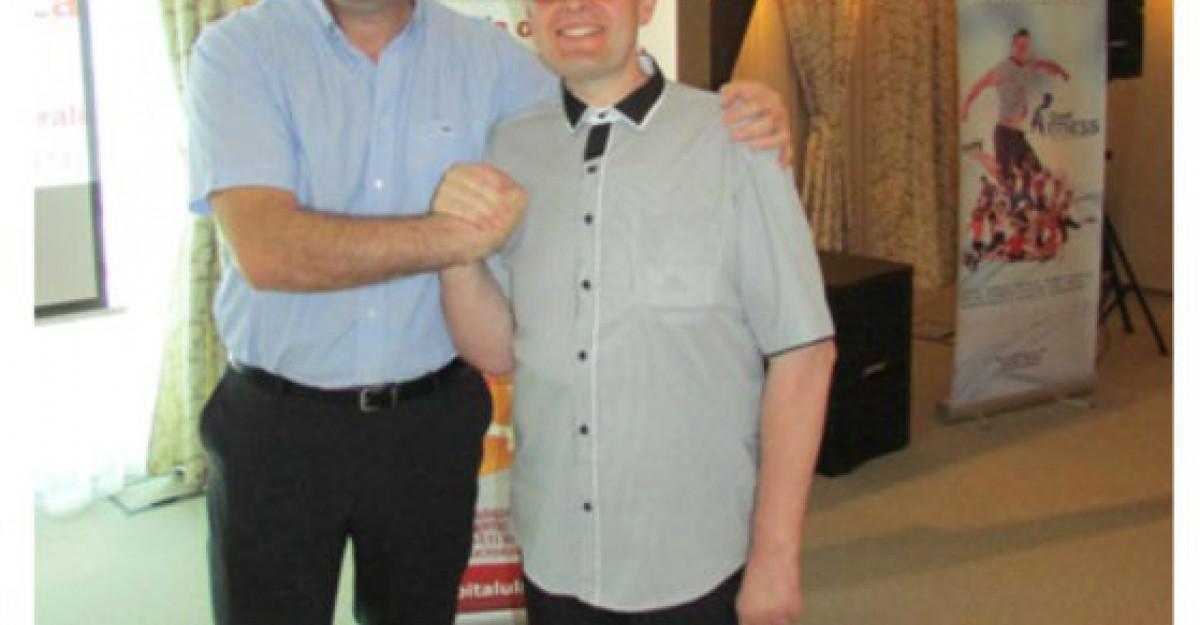 Caz real: a slabit peste 100 kg in numai un an si jumatate!