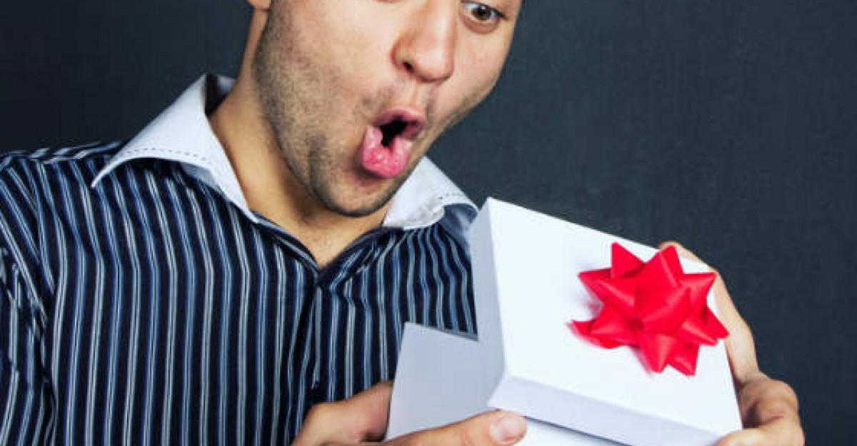 Cheltuiala putina si efect maxim. TOP 4 cele mai potrivite cadouri pentru iubitul tau