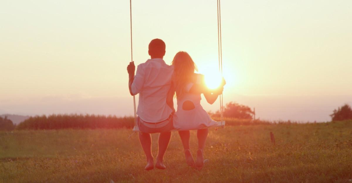 Daca iti este destinat, nu va trebui sa te intrebi in fiecare zi daca te iubeste sau nu
