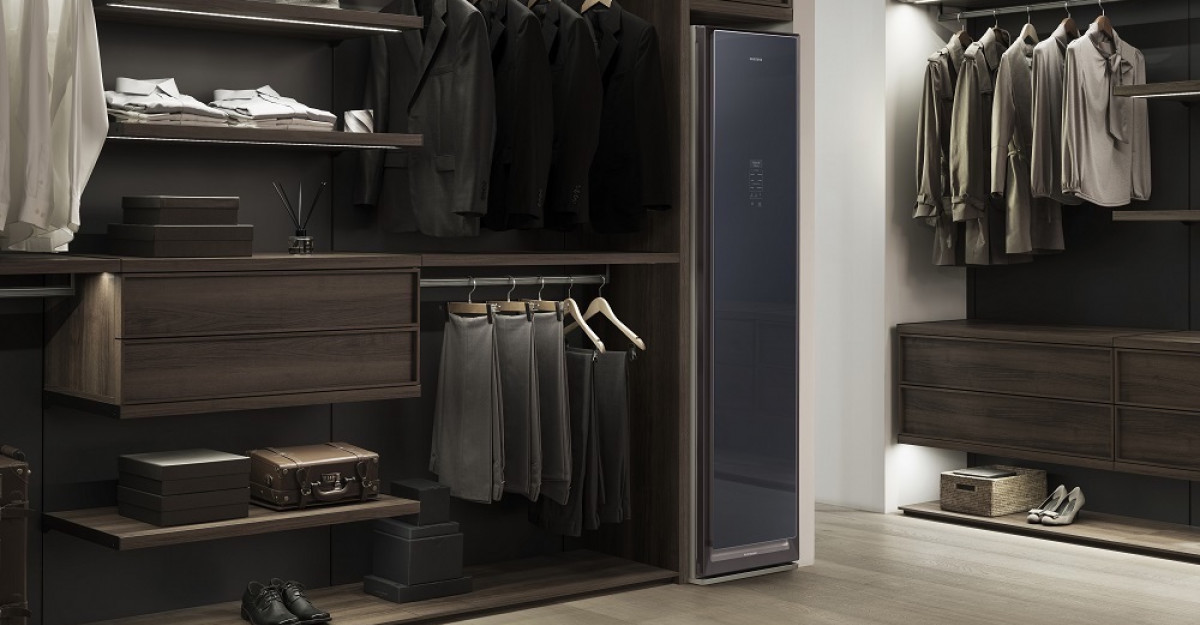 Samsung reinventează îngrijirea hainelor cu AirDresser!
