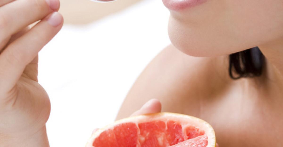 ALARMANT: Grapefruit-ul iti poate pune VIATA in pericol