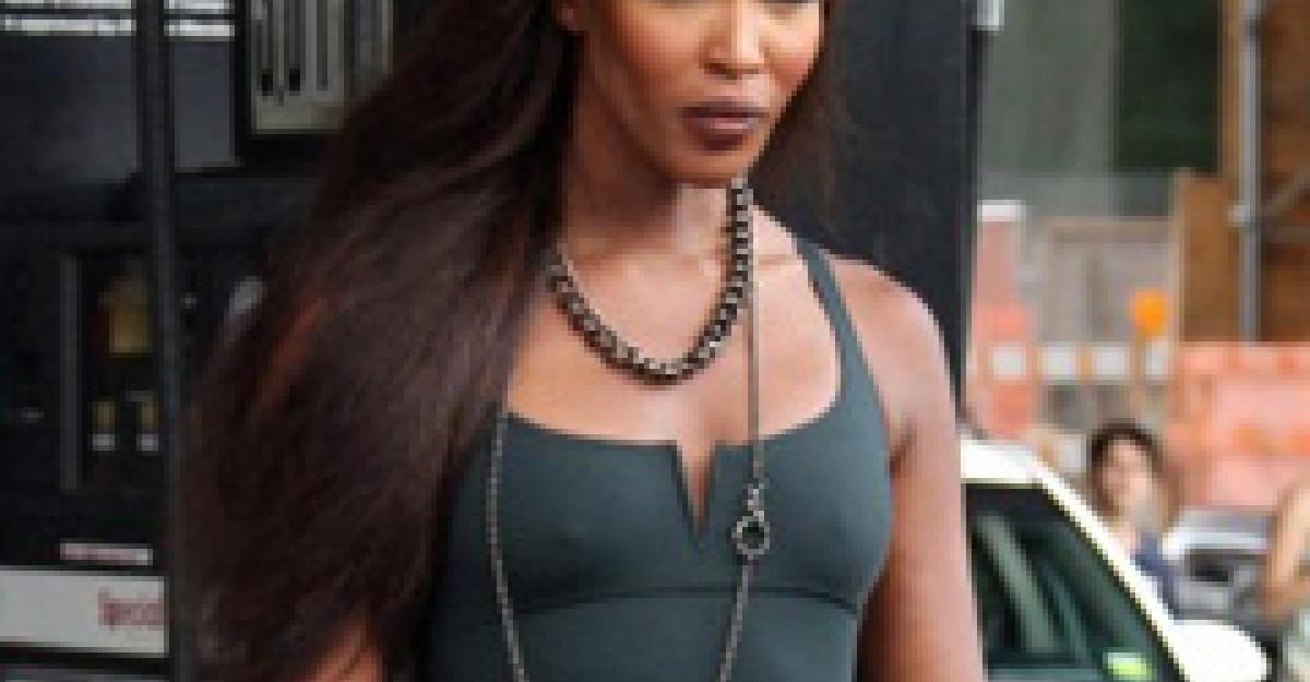 Naomi Campbell a primit un cadou de 60 milioane de dolari
