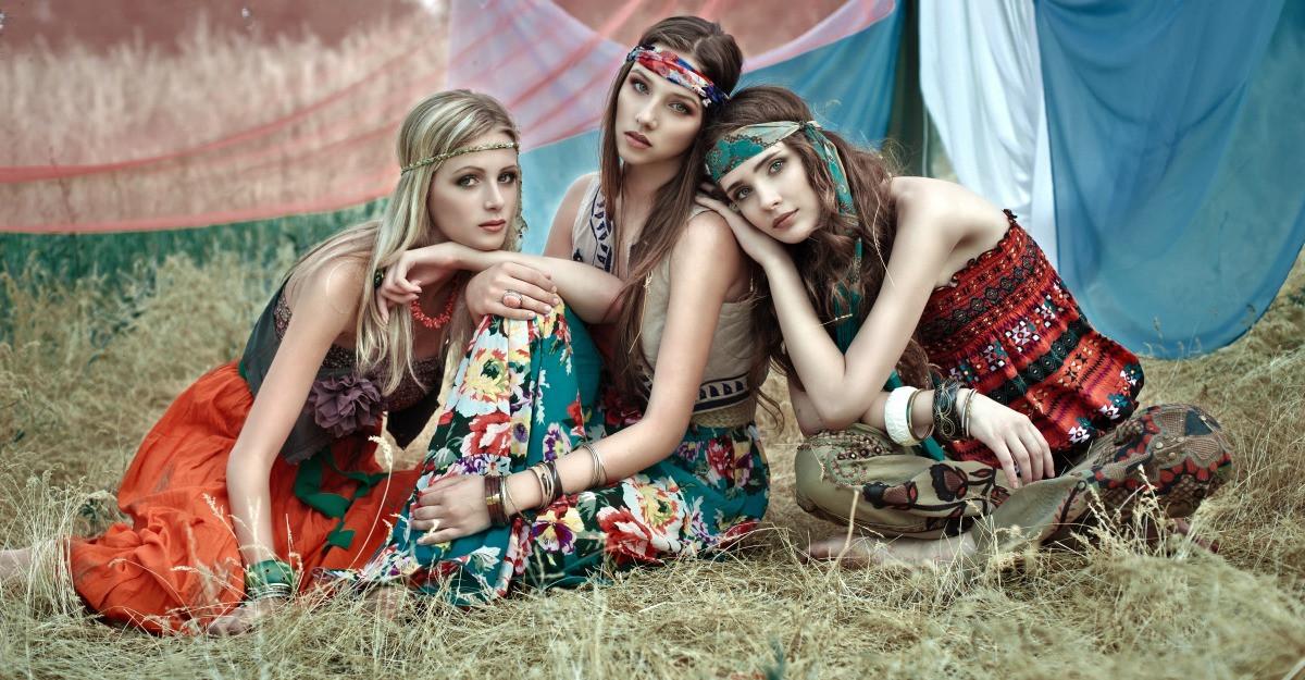 Gipsy style - un stil care nu se demodeaza niciodata