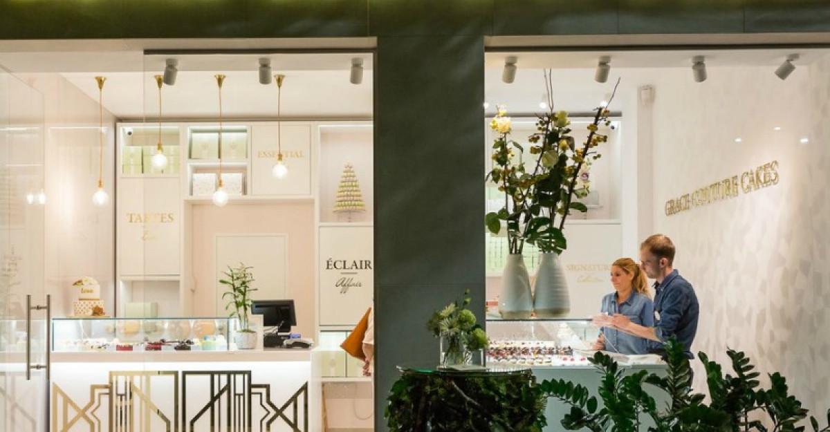 Grace Couture Cakes lanseaza un nou Cake Shop in centrul orasului